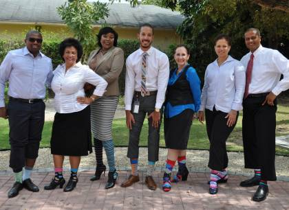 Rock Your Socks - World Down Syndrome Awareness