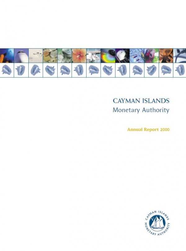 Annual Report and Audited Financial Statements - Year Ended 31 December 2000