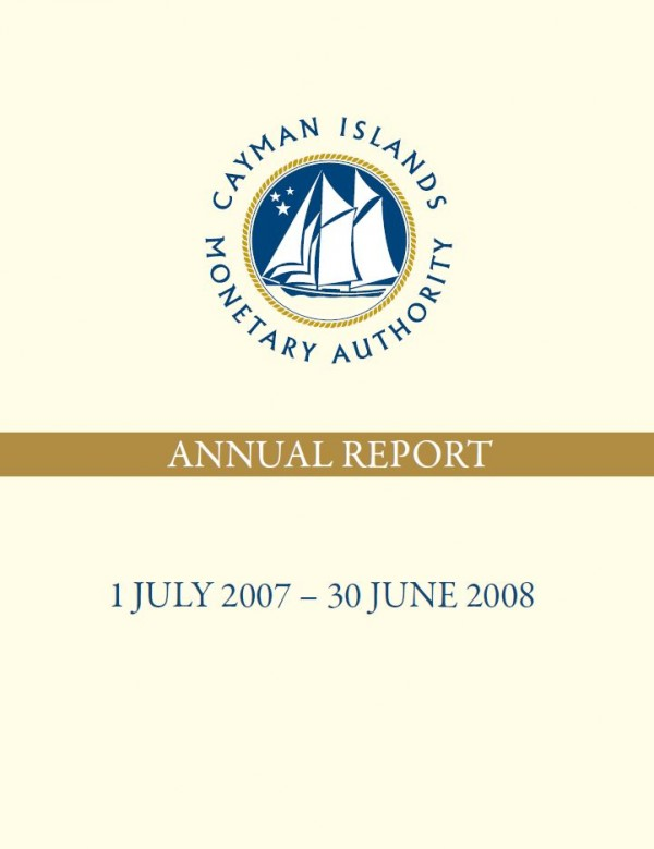 Annual Report and Audited Financial Statements - Year Ended 30 June 2008