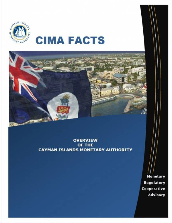 CIMA FACTS - August 2017