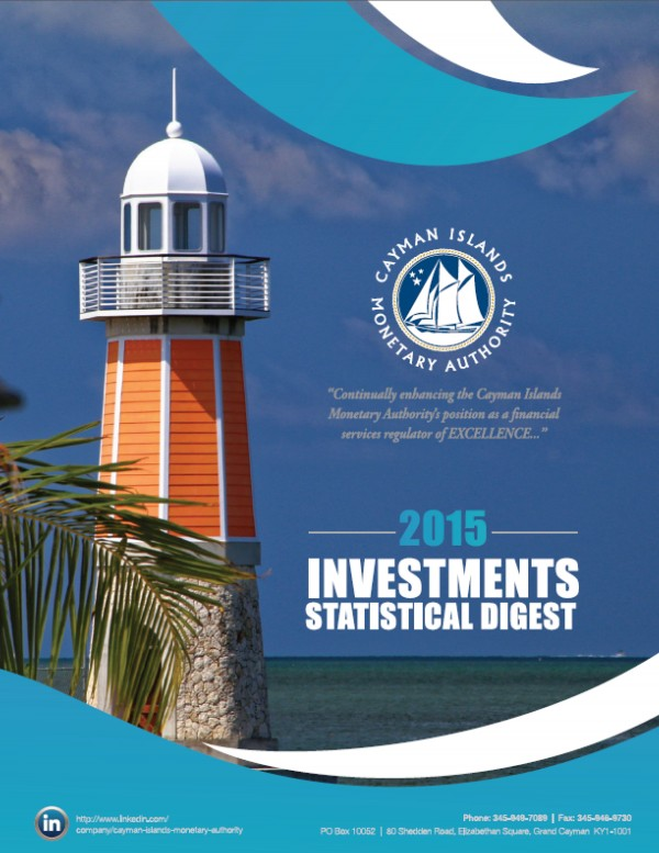 Investments Statistical Digest 2015
