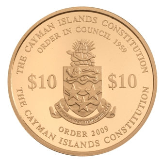 2009 - Constitution Coin (Gold)