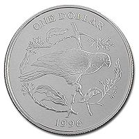 Flora and Fauna - Parrot (Silver)