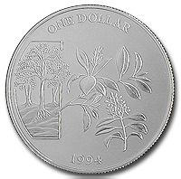 Flora and Fauna - Ironwood Tree (Silver)