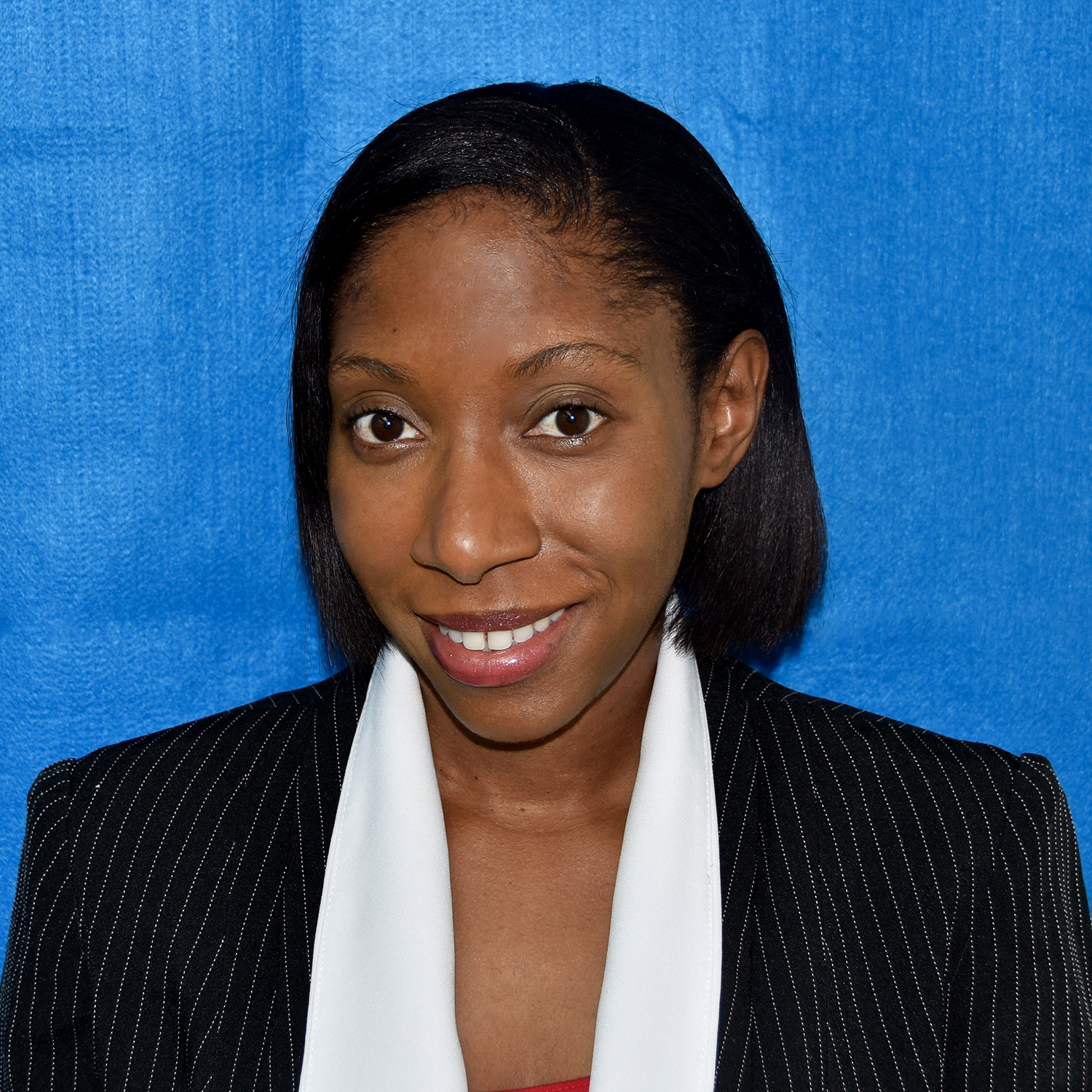 Shakira Cox - Deputy Head of Banking Supervision Division.