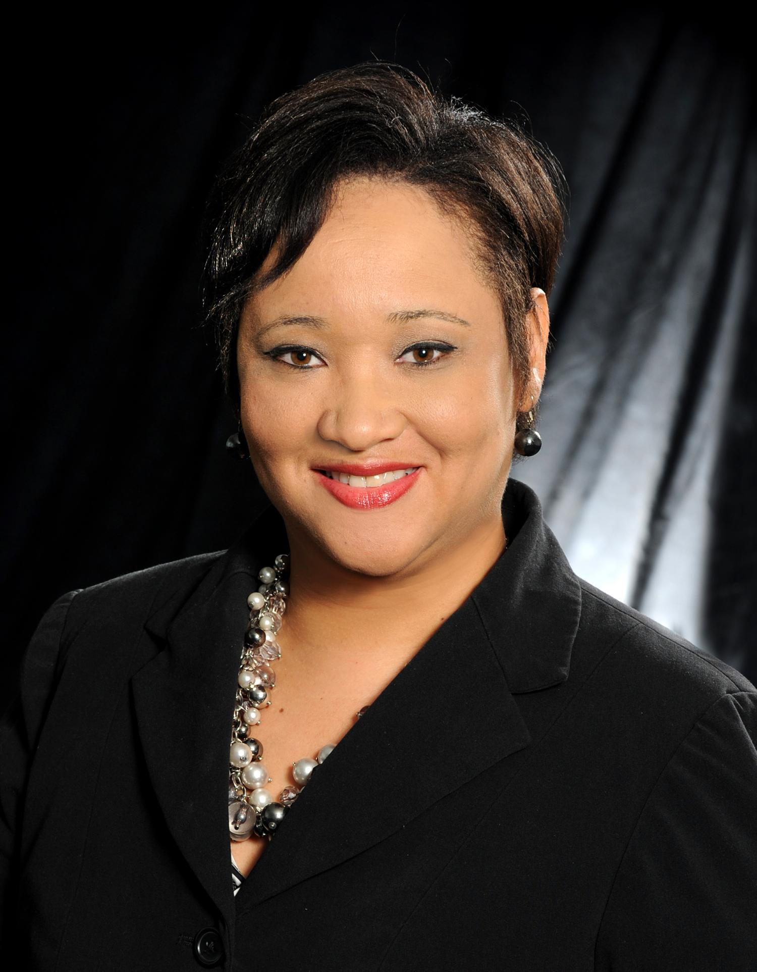 Mrs. Judiann Myles, Deputy Head of Compliance Division