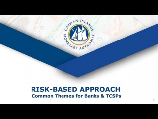 Risk Based Approach for Banks & TCSPs