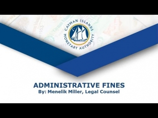 Administrative Fines Overview