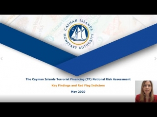 Terrorist Financing National Risk Assessment Key Findings & Indicators