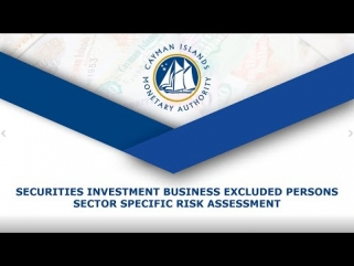 SIB Excluded Persons Risk Assessment